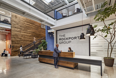 The Rockport Group today announced the move of its global headquarters to Newton, Massachusetts.