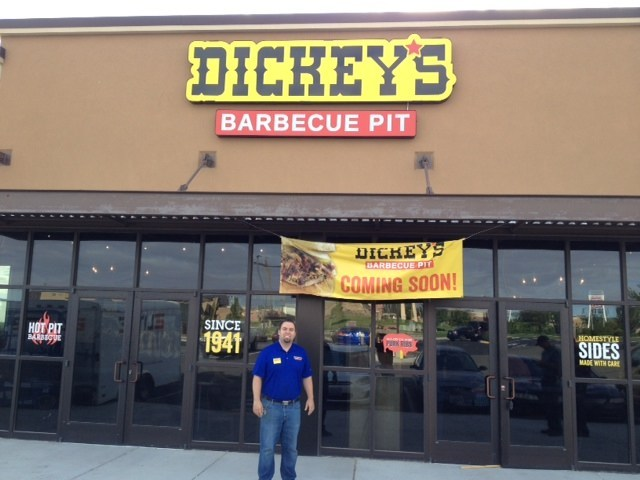 Dickey's Barbecue Pit Owner/Operator Dan Pelfrey continues Dickey's expansion in Washington State.