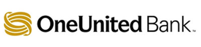 OneUnited Bank, America's Largest Black Owned Bank with offices in Los Angeles, Boston and Miami at at www.oneunited.com