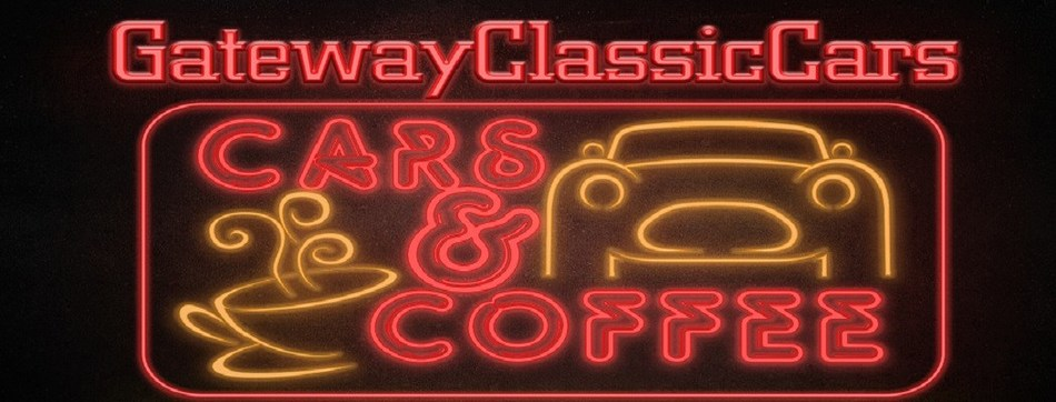 Join us at Gateway Cars and Coffee