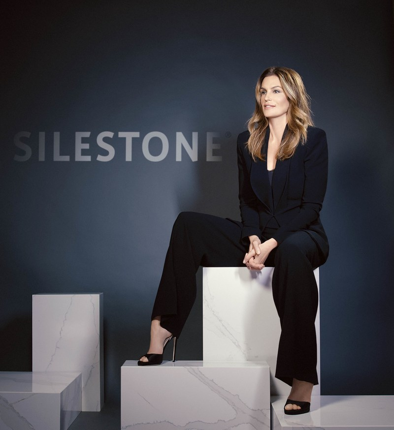 Cindy Crawford for Silestone by Cosentino