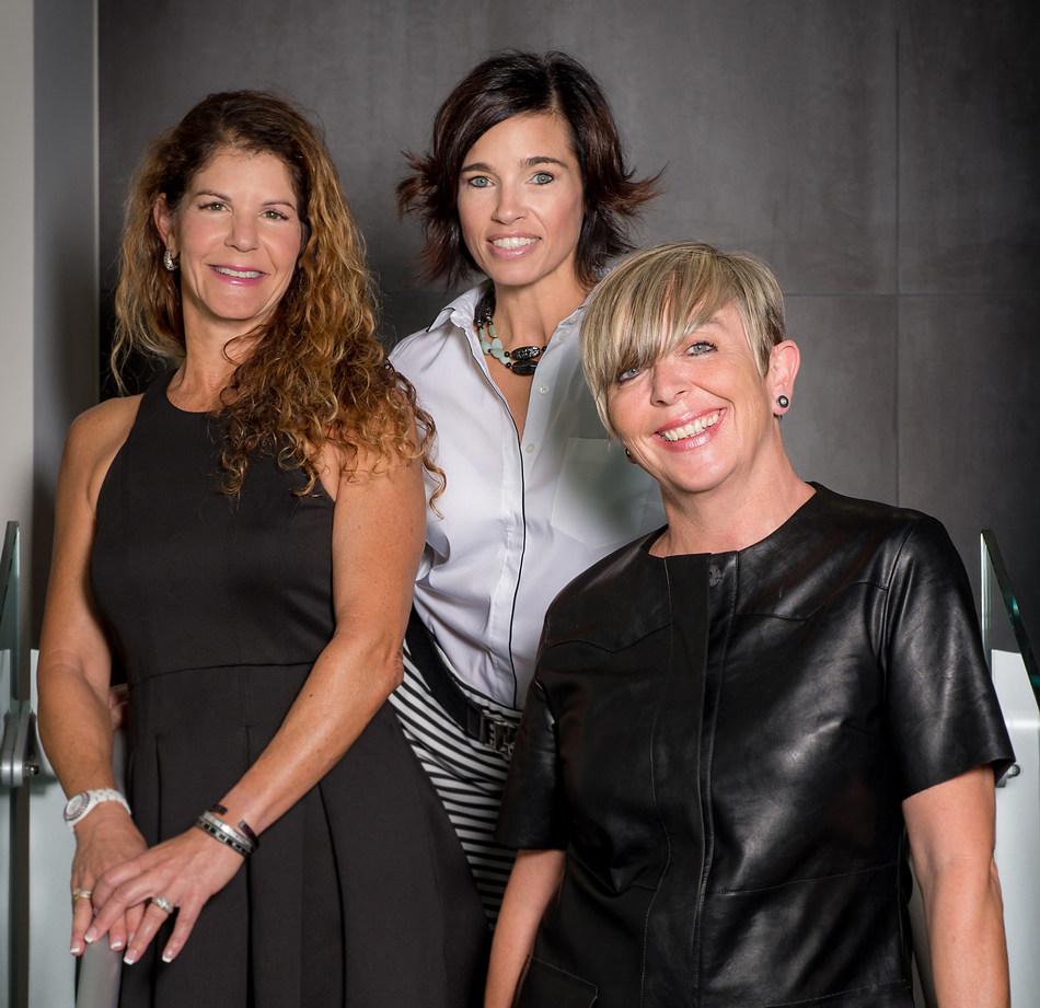 Beyond the Bluprint co-founders: Karin Silver, Pearl DeBrular, Jane Bennett