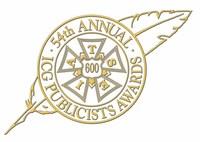 Annual International Cinematographers Guild (ICG, IATSE Local 600)