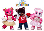 Share Your Heart This Valentine's Day With Personalized Gifts From Build-A-Bear Workshop