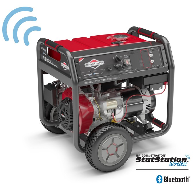 Briggs & Stratton Brings First Bluetooth Portable Generator To Market