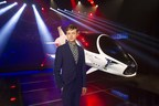 MIAMI, FLORIDA - JANUARY 12: Lexus and Dane DeHaan, star of the upcoming film Valerian and the City of a Thousand Planets, unveil the debut of a model of the SKYJET - a single-seat pursuit craft featured in the film at the Lexus 'Through The Lens' event on January 12, 2017 in Miami, Florida. The SKYJET was premiered as part of an immersive Lexus event in Miami, showcasing the luxury brand's latest products and lifestyle activities. (Photo by Joe Scarnici for Lexus) (PRNewsFoto/Lexus International)