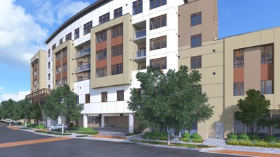Atria at Foster Square combines modern, award-winning design with upscale features and easy access to neighborhood amenities to create a one-of-a-kind retirement living experience.