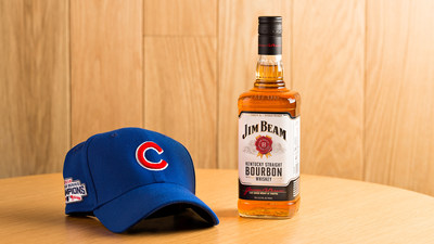 Jim Beam(R) Bourbon and the Chicago Cubs have signed a multi-year Legacy Partnership.