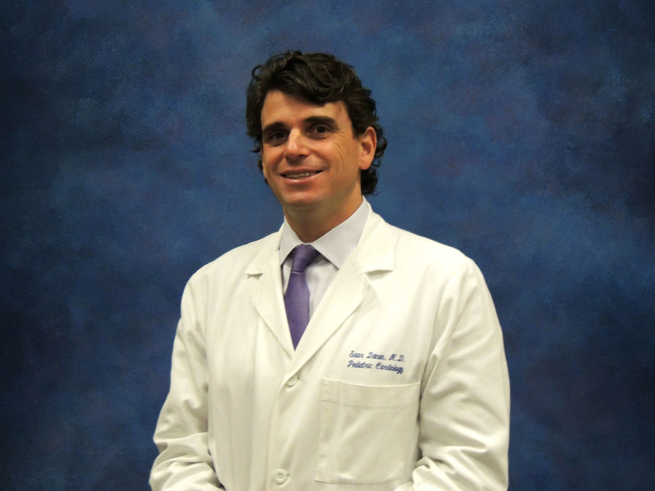 Saar Danon, M.D., medical director, pediatric cardiology and congenital cardiac catheterization, Miller Children's