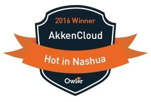 Owler Hot in Nashua Award