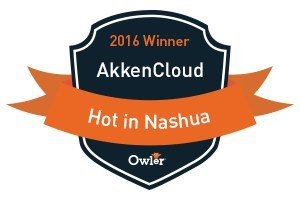 Owler Hot in Nashua Award