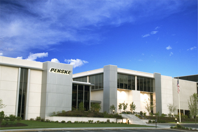 Penske Truck Rental is making collision avoidance systems and air disc brakes its standard spec on commercial tractors within its rental fleet.