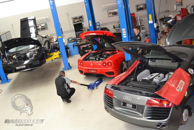 RamSpeed European Car Service & Repair Shop