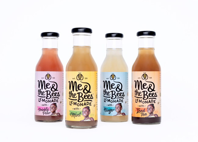 Me & the Bees Lemonade -Natural and sustainable lemonade