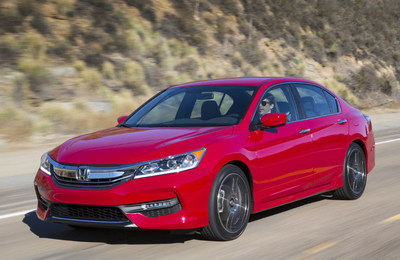 The 2017 Honda Accord is included in the Perfect Accord Sales Event.