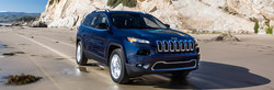 Families who wish to amp up adventure in a compact crossover will love what the trail-ready 2017 Jeep Cherokee brings to the table at Mac Haik in Georgetown.