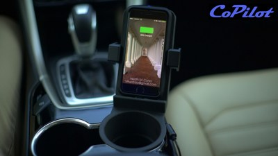 New Cell Phone Holder For Cars Launches Kickstarter Campaign