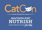 Rachael Ray™ Nutrish® Named Official Presenting Sponsor for CatCon®