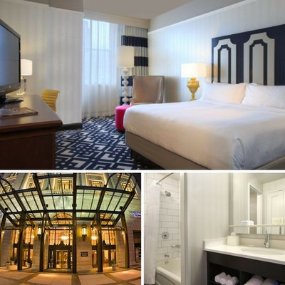 Courtyard Philadelphia Downtown is offering a flash sale on Jan. 20-21, 2017 that provides 30 percent off of room rates for stays between Jan. 20 and Feb. 23, 2017. To make reservations, visit www.CourtyardPhiladelphiaDowntown.com or call 1-215-496-3200 and mention promotional code LPR.