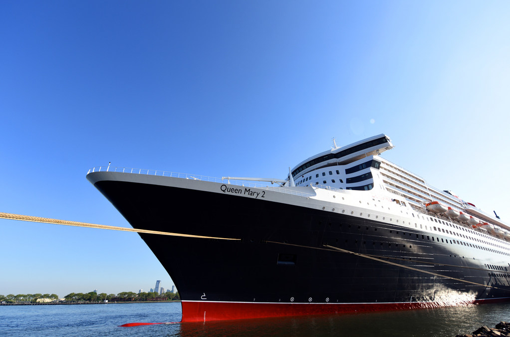 Cunards Queen Mary Named Best Luxury Cruise Ship In Travel - Princess mary cruise ship