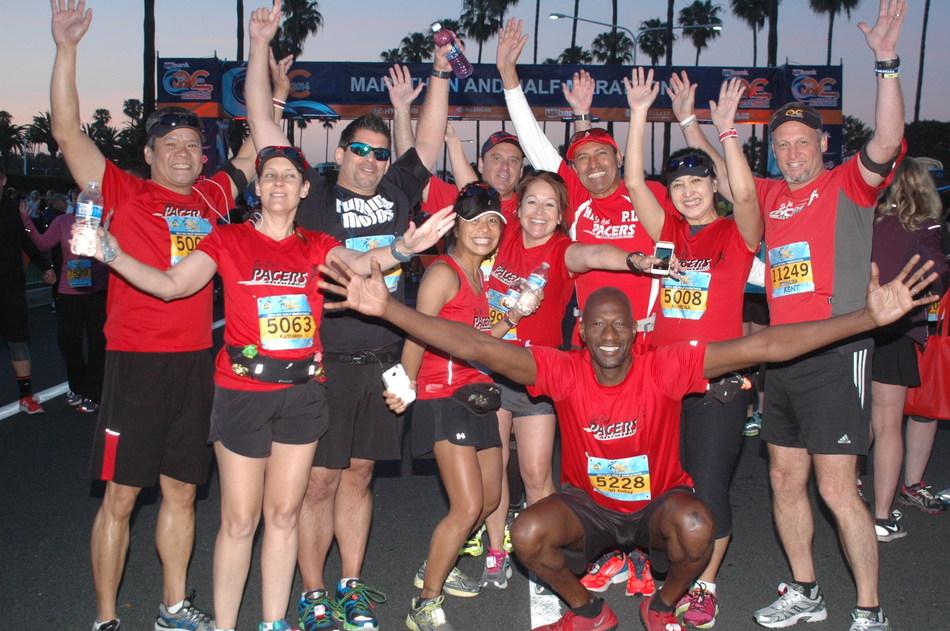 OC Marathon Corporate Challenge Team