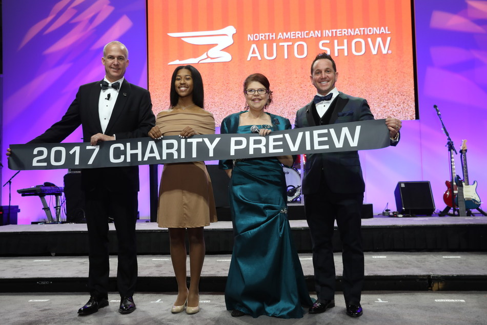 As the largest annual single-night fundraiser in the world, Charity Preview has raised more than $111 million, including tonight's $5.2 million, for southeastern Michigan children's charities since the Detroit Auto Dealers Association (DADA) established the gala 41 years ago.