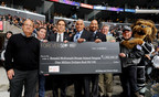 LA Kings And Ontario Reign Donate $1 Million To Ronald McDonald House Inland Empire