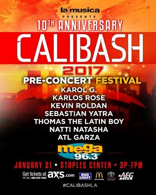 CALIBASH 2017