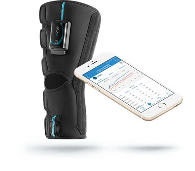 The e-vive(TM) System: Designed to deliver wireless, app-controlled muscle stimulation therapy individualized for each patient's comfort and convenience, e-vive helps keep patients engaged with their rehab by tracking their progress and allowing data sharing to clinicians.