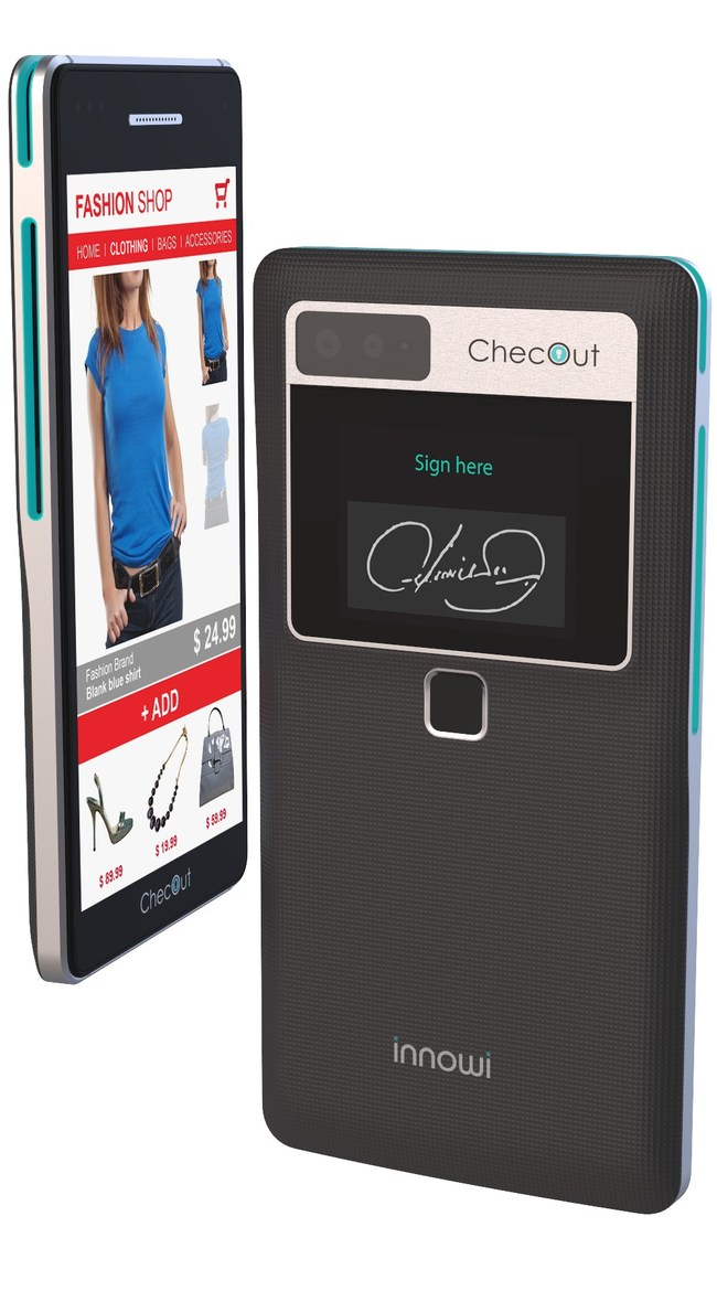 "ChecOut M sets the bar for next generation EMV, NFC ""on the go"", order & pay anywhere, customer shopping experience."