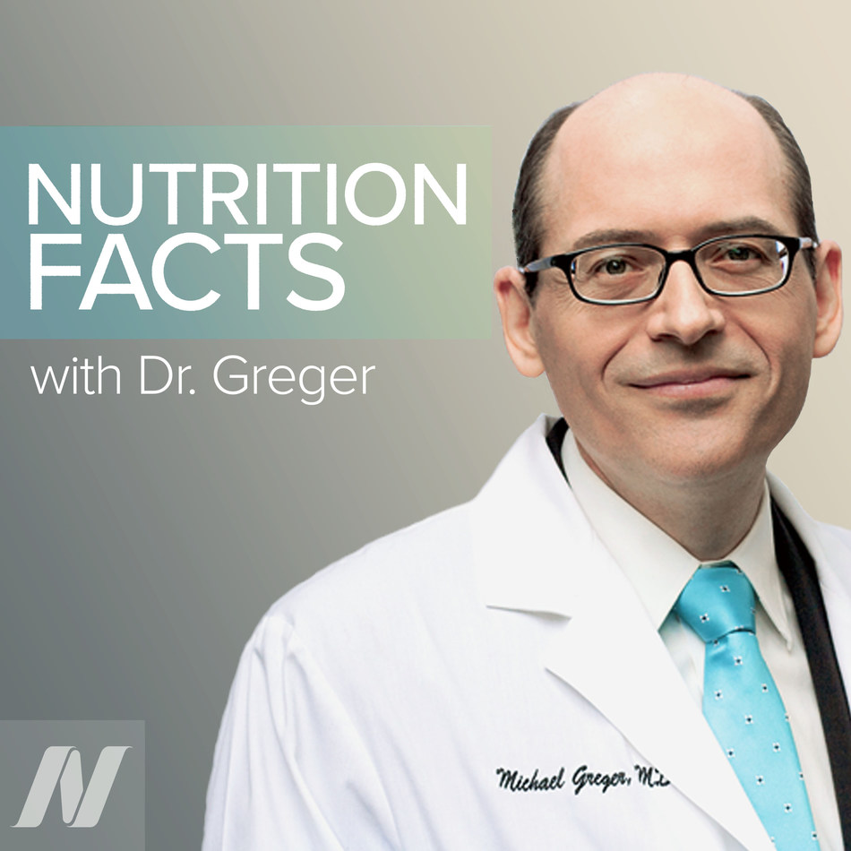 Nutrition Facts with Dr. Michael Greger