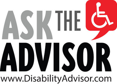 DisabilityAdvisor.com's New 'Ask the Advisor' Feature Offers Visitors Expert Responses To Their Disability-Related Questions.