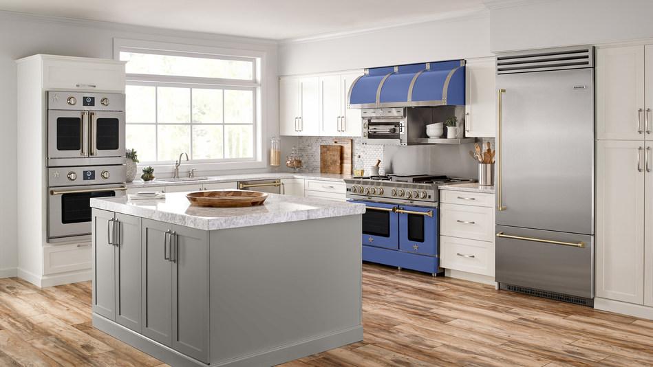 BlueStar Chef-Inspired Full Kitchen Suite