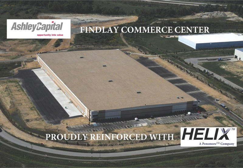 Helix Steel delivers value to Ashley Capital.