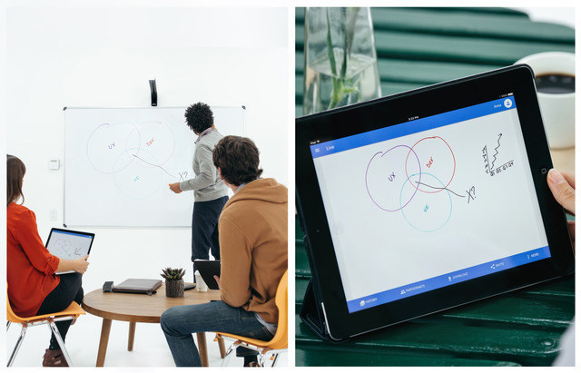 Introducing Kaptivo: Turn on Your Whiteboard for Live Sharing and Enhanced Collaboration With Distributed Teams
