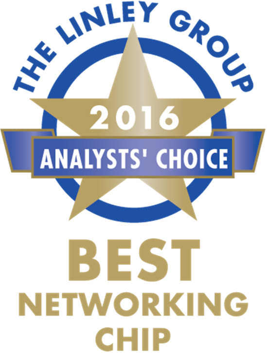 Cavium's XPliant SoC Receives The Linley Group's Analysts' Choice Award