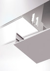 Amerlux reveals field-customizable Standard Plus Campaign for Made to Measure look with Gruv linear recessed lighting
