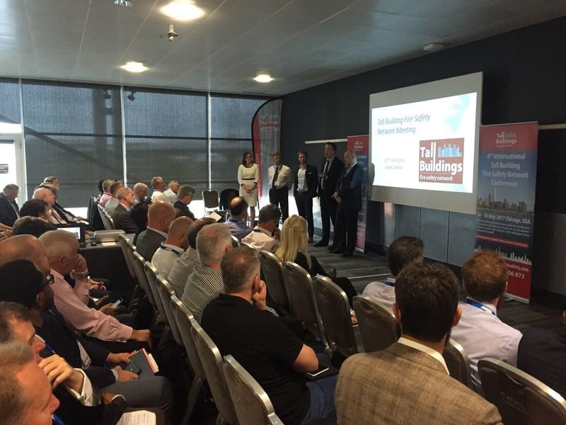 Tall Building Conference (PRNewsFoto/UBM EMEA)