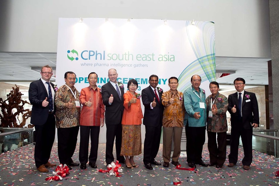 CPhI SEA Opening Ceremony