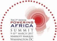 Powering Africa: Summit logo (PRNewsFoto/EnergyNet)