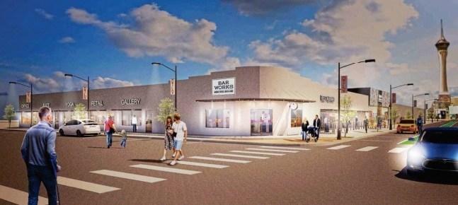 Downtown Las Vegas Art District: 1201 South Main Street, Las Vegas 89104