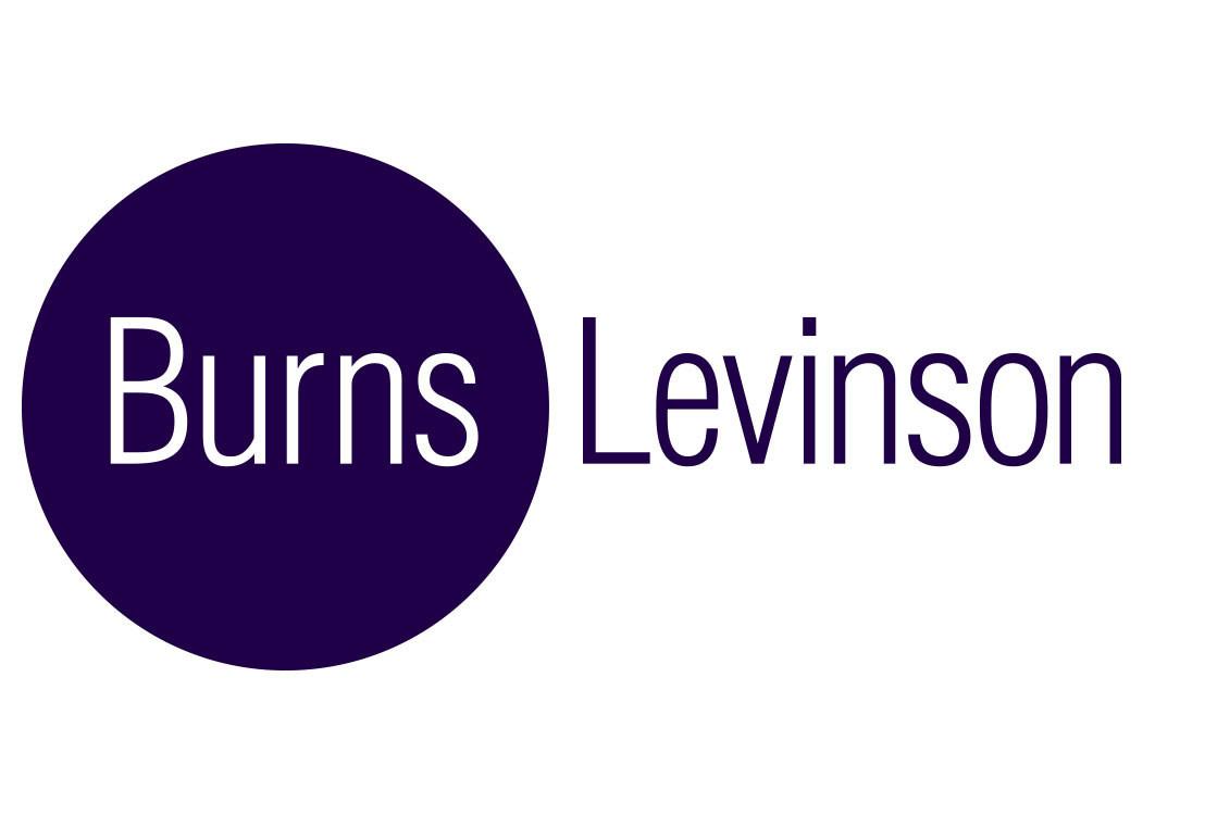 Burns & Levinson logo (PRNewsfoto/Burns & Levinson LLP)