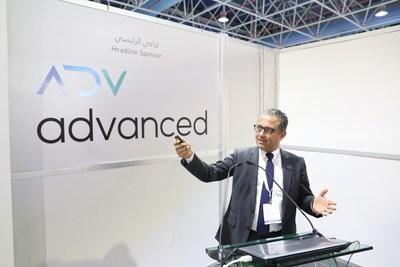 Saleh Al Rajhi, General Manager, Advanced FM at FM Expo Saudi 2017 (PRNewsFoto/Advanced FM)