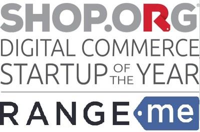 2016 NRF SHOP.ORG Digital Commerce Startup of the Year - RangeMe!