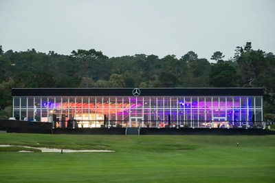 Classic Party Rentals manufactured, shipped and installed this award-winning structure to allow Mercedes to not only showcase the cars, but entertain clients and host events at the 2016 Pebble Beach Concours d'Elegance. The final product, a 15-by-45-by-6-meter flat-roof structure, featured glass walls and a custom-built subfloor to drive vehicles inside the tent. The build won Best Tent Installation at The Special Event Tradeshow & Conference on Jan. 12.