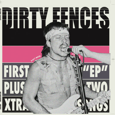 Dirty Water Records Presents: Dirty Fences, NYC's 'Hardest Working Band' Reissue First EP & Two New Tracks