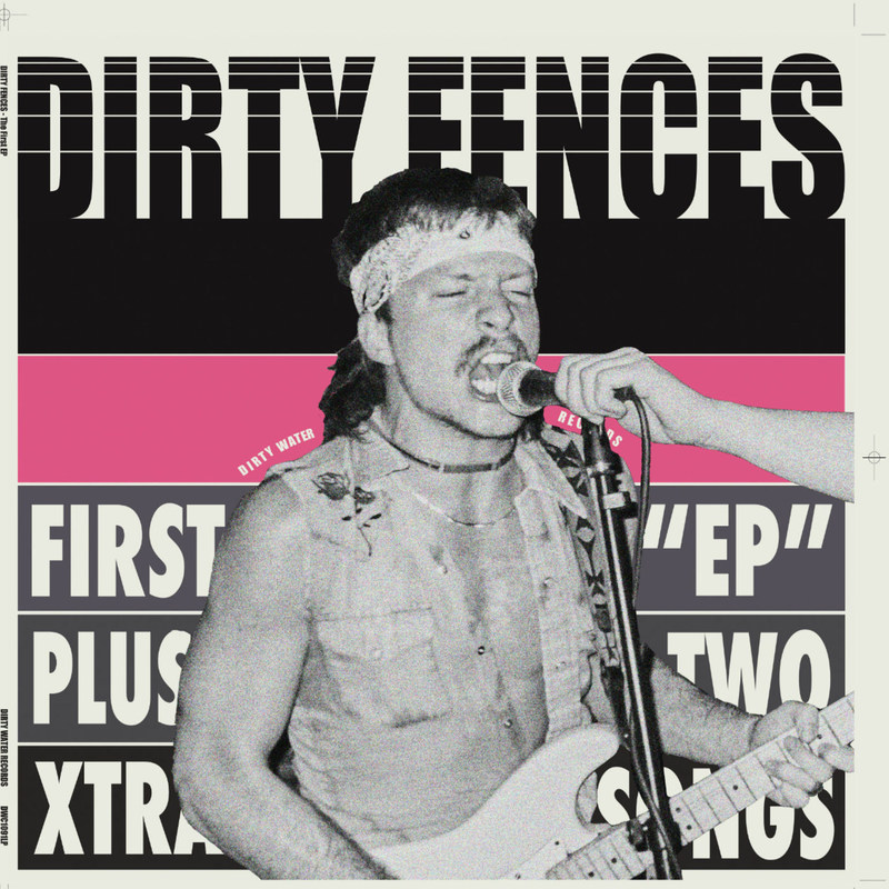 Dirty Water Records Presents: Dirty Fences, NYC's 'Hardest Working Band' Reissue First EP & Two New Tracks (PRNewsFoto/Dirty Water Records)