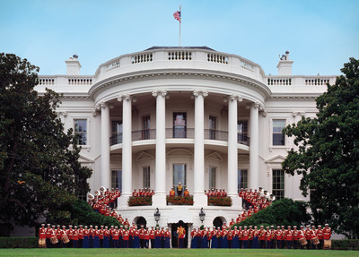 """The President's Own"" U.S. Marine Band will participate in the 58th Presidential Inauguration on Jan. 20, 2017. This marks the Marine Band's 55th inaugural appearance, a tradition that dates back to Thomas Jefferson in 1801. Founded in 1798, the band has performed for every U.S. President since John Adams. Known as ""The President's Own"" since the days of Thomas Jefferson, the band's mission is to provide music for the President of the United States and the Commandant of the Marine Corps."