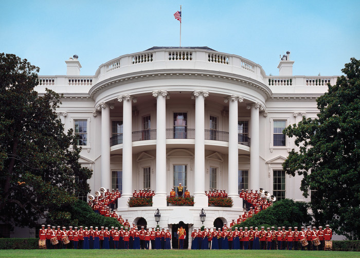 United States Marine Band Participates in 55th Presidential Inauguration