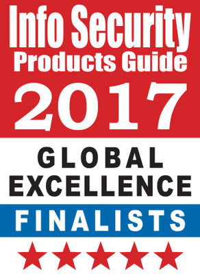 Finalist for Fastest Growing Security Company of 2017